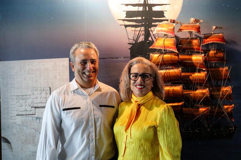 Anselmo et Paula Rémédios
