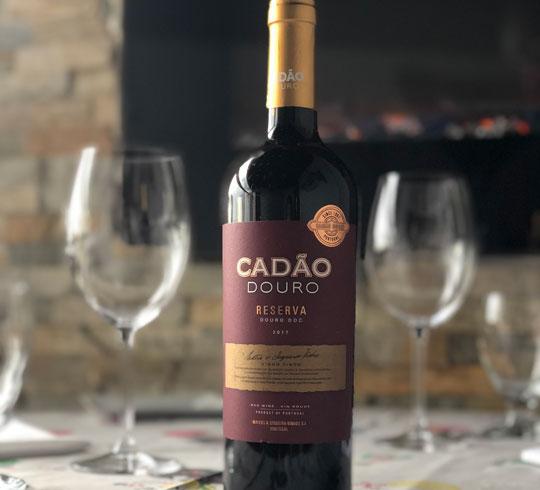 Cadao douro reserva rouge