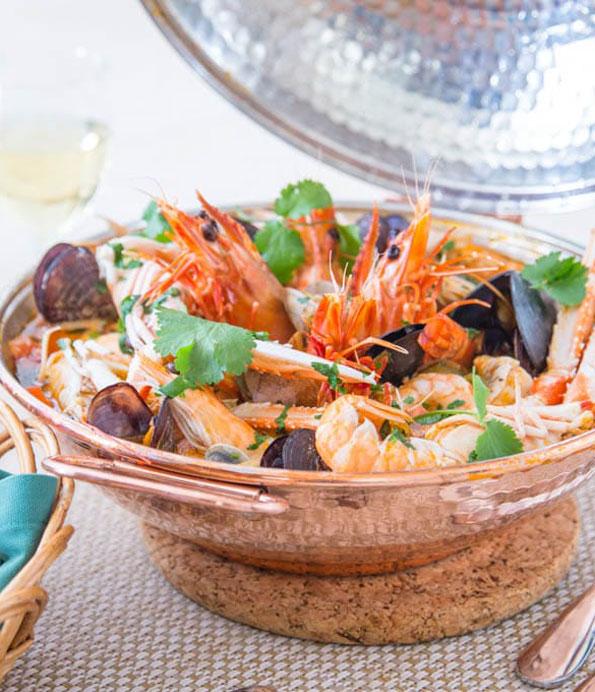 Restaurant portugais - Cuisine portugaise